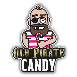 Old Pirate Candy 50ml Shortfill