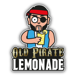 Old Pirate Lemonade 50ml Shortfill