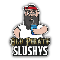 Old Pirate Slushys 50ml Shortfill