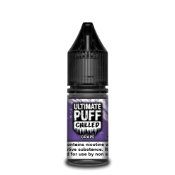 Ultimate Puff Chilled 50-50 Grape 10ml