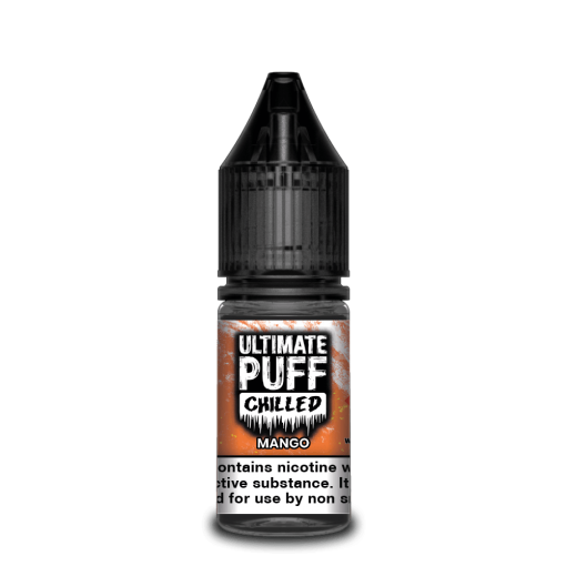 Ultimate Puff Chilled 50-50 Mango 10ml