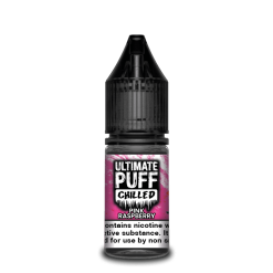 Ultimate Puff Chilled 50-50 Pink Raspberry 10ml