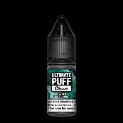 Ultimate Puff Classic 50-50 Sweet Spearmint 10ml