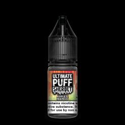 Ultimate Puff Sherbet 50-50 Apple & Mango 10ml