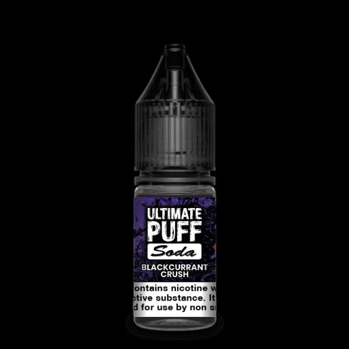 Ultimate Puff Soda 50-50 Blackcurrant Crush 10ml