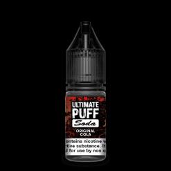 Ultimate Puff Soda 50-50 Orginal Cola 10ml