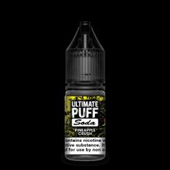 Ultimate Puff Soda 50-50 Pineapple Crush 10ml