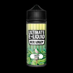 Ultimate E-Liquid Ice Lolly Twist It 100ml Shortfill