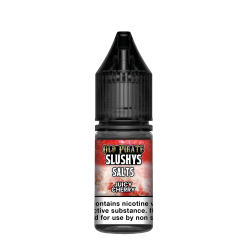 Old Pirate Slushy Salts 10ml - Juicy Cherry (S)
