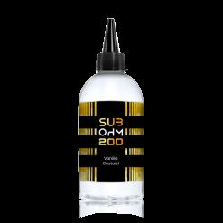 Vanilla Custard Sub Ohm 200 Shortfill